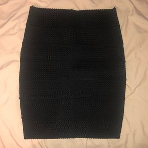 High-waisted Skirt. Size S